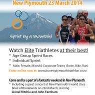 ITU World Cup Returns to New Plymouth, NZ