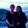 Erin Baker receives ITU Hall of Fame induction trophy