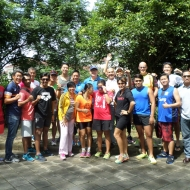 ITU Level 1 Coaching Course in Semarang, Indonesia
