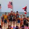 USA dominated the Sprint Triathlon American Cup in Bridgetown, Barbados