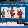 Mexican Cesar Saracho was second place in ETU Cup
