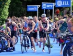 2017 ITU World Triathlon Leeds