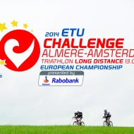 Challenge Almere-Amsterdam to host 2014 ETU European Long Distance Triathlon Championships