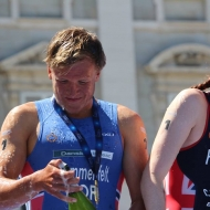 Fit for a King (and Queen) - Madrid stuns the crowds and delights the athletes.