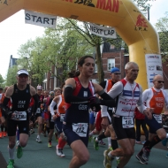 Dutch Age Group athletes on top in European Long Distance Duathlon Championships