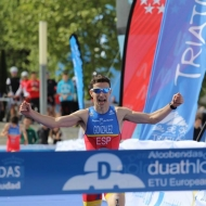 Junior Duathlon Golds shared by Spain and France