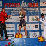 Powerman, ETU and the Austrian Triathlon Federation host  European Duathlon Championships in Weyer.