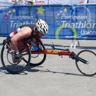 Multi-National success in Paratriathlon brings European Championships to a close