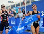 2017 ITU World Triathlon Abu Dhabi