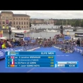 2014 World Triathlon Stockholm - Elite Men's highlights