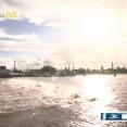 Men's swim start
