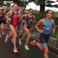 2017 New Plymouth ITU Triathlon World Cup Women's Highlights