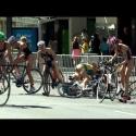 2014 ITU World Triathlon Auckland - Elite Women's Highlights