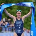 2015 Vitality ITU World Triathlon London - Elite Women's Highlights