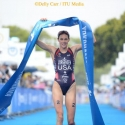 2013 World Triathlon Yokohama - Elite Women Highlights