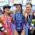 Gwen Jorgensen racing towards Olympic Gold