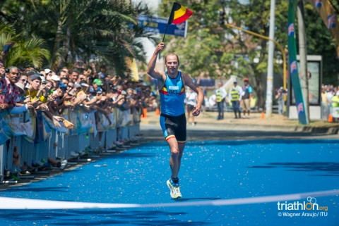 Multisport Moments: Rob Woestenborghs back on top