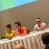 Rio rap session kicks off race weekend