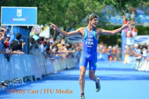Fast Five with Italy's Alessandro Fabian