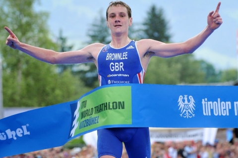 Alistair Brownlee awesome in comeback race in Kitzbühel