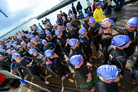 Essential triathlon training tips: Swim components