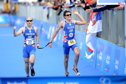 Record-breaking ITU Paratriathlon World Championships in Auckland