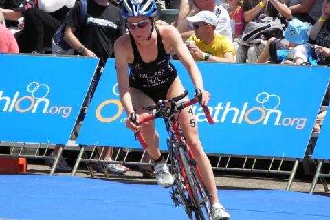 Mikayla Nielsen headlines Junior Women's World Championship race
