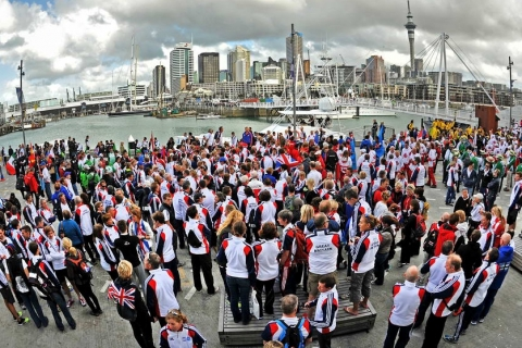 Record number of age-group athletes open 2012 Auckland Grand Final