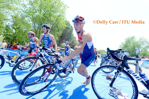 Essential Triathlon Training Tips: Bike Core