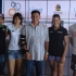 Athletes meet the press at Cozumel World Cup