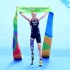 First Paralympic Paratri champs crowned