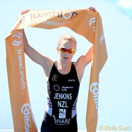Kiwis dominate Aquathlon World Championships