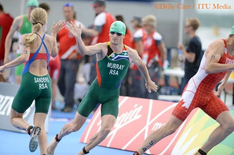 Mixed Relay continues to garner attention
