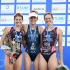 Jorgensen makes ITU history with Gold Coast win
