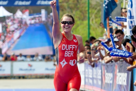 Flora Duffy dominates in Huatulco for first World Cup victory