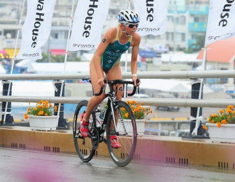 Fast Five with Australia's Emma Jackson