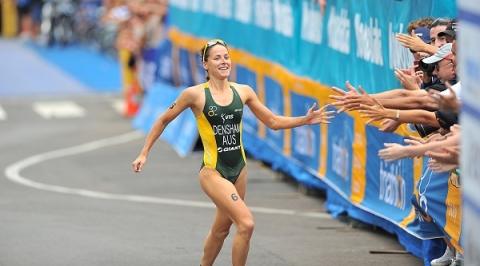Highlights from 2012: Erin Densham's comeback year