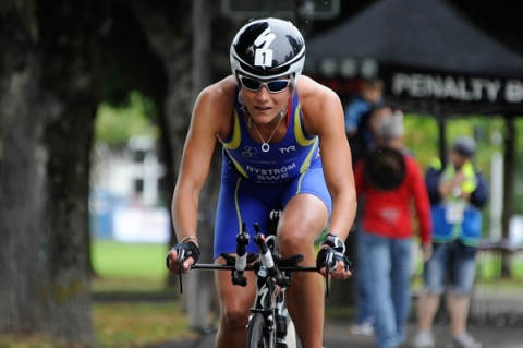 Champions crowned in Long Distance Duathlon