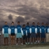 Team OTU trains at Fiji Continental Cup Camp