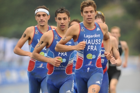 France selects team for London 2012 Olympics