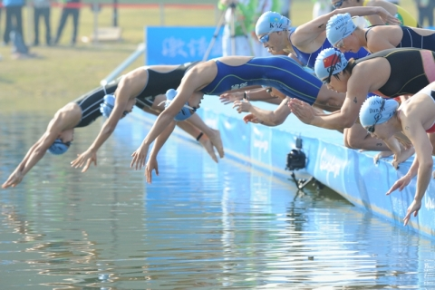 ITU awards 2014 ITU Long Distance Triathlon World Championships to Weihai, China