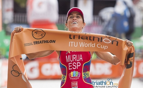 Murua closes out 2013 World Cup season with win
