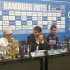 Athletes share their thoughts on #WTSHamburg