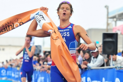 France&#8217;s David Hauss comes from behind to claim debut World Cup win in Ishigaki