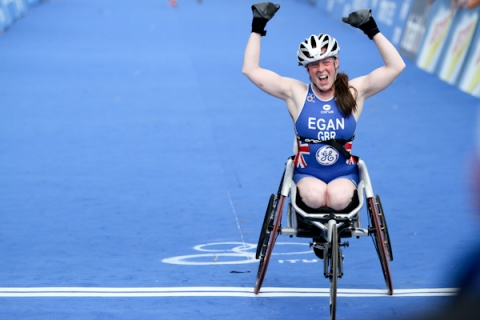 Paratriathlon added to the Rio 2016 Paralympic Games