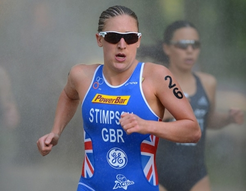 Fast Five with Great Britain's Jodie Stimpson