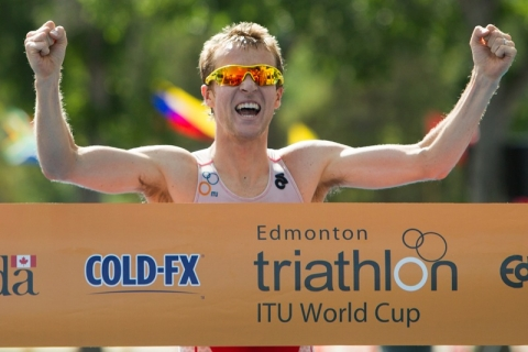Kyle Jones scores first World Cup title in Edmonton