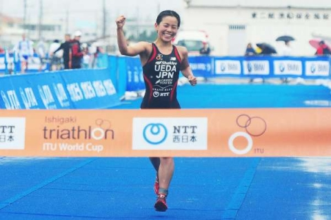 Japan sweeps women's podium in Ishigaki