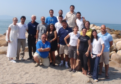 ITU Facilitators Course in Puerto Vallarta
