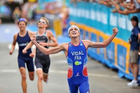 Fast Five with France's Laurent Vidal